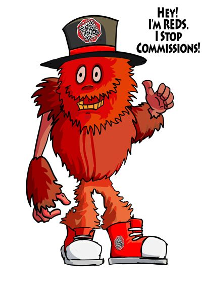 Welcome to the Big Red Monster!
