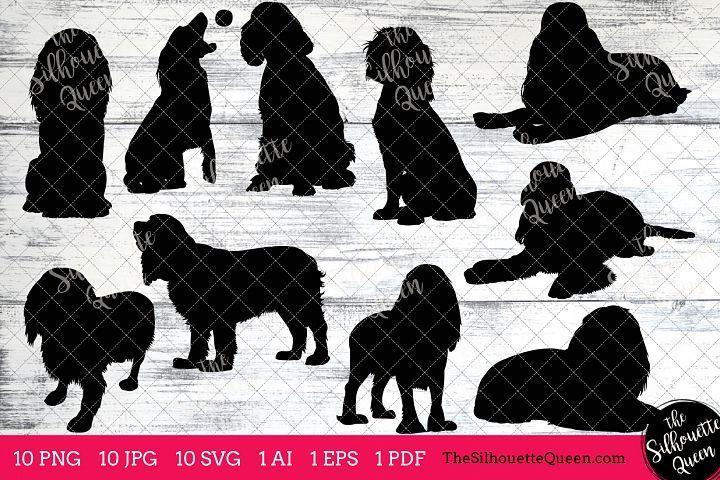 Shihtzu Dog Silhouette Shih Tzu Silhouette Vector