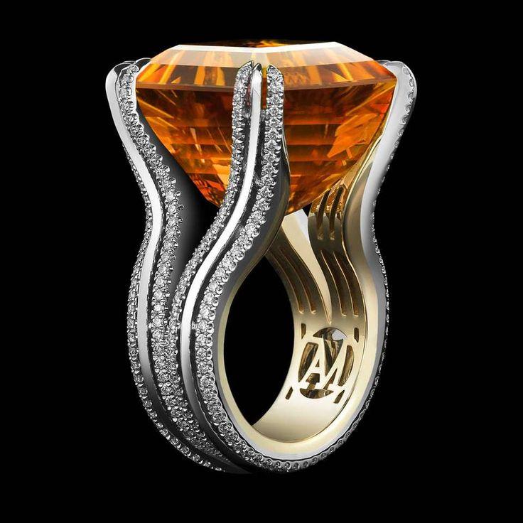 Sehen Sie sich diesen Artikel an und entdecken Sie ähnliche Cocktailringe zum Verkauf bei 1stdibs – A 29.00 …   – Jewellery