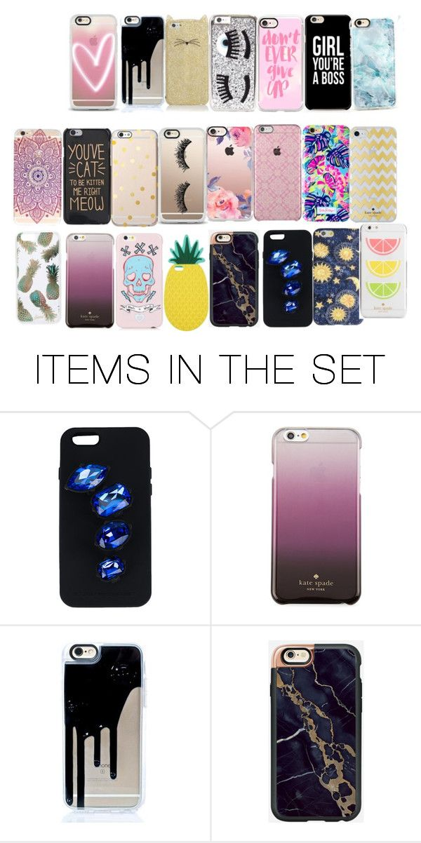 """""""iphone covers"""" by nurzarmina on Polyvore featuring art"""