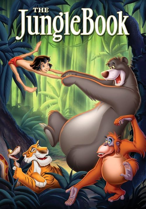 The Jungle Book Full Movie Online 1967