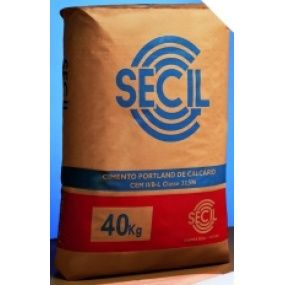 Cimento CEM II B-L 32,5N Secil (Saco 40 Kg)