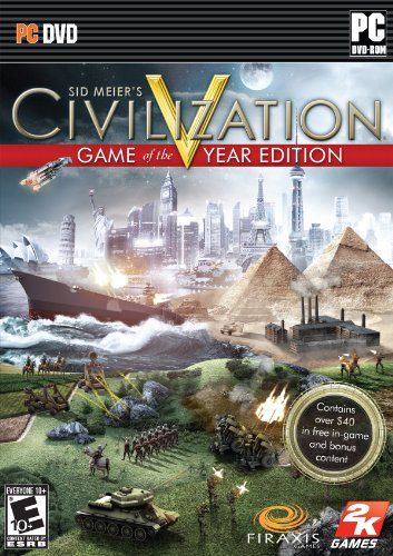 9 Games Like Age of Empires - Real Time Strategy Games. Civilization V Game of the Year