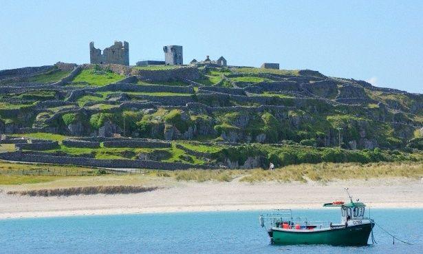 10 European islands you haven't heard of   the guardian   Inisheer (Inis Oirr), Aran Islands, Ireland.