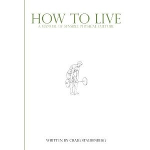 How to Live: A Manual of Sensible Physical Culture (Kindle Edition)  http://howtogetfaster.co.uk/jenks.php?p=B004TZ07B4  B004TZ07B4
