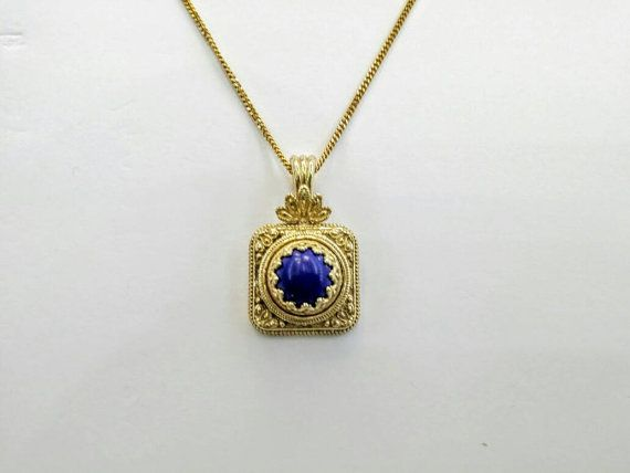 Check out this item in my Etsy shop https://www.etsy.com/uk/listing/492347666/lapis-lazuli-pendant-in-silver-gold