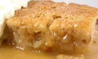 Maple Pudding Cake