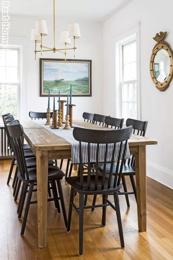 Black Dining Room Decor Ideas What Do You Put In The Middle Of A Dining Table French Country Dining Room Table Farmhouse Dining Rooms Decor Dining Room Decor