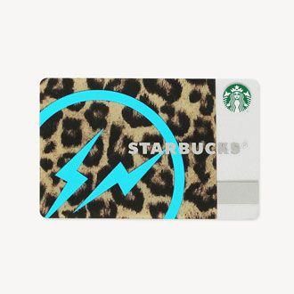 スターバックス カード レオパード