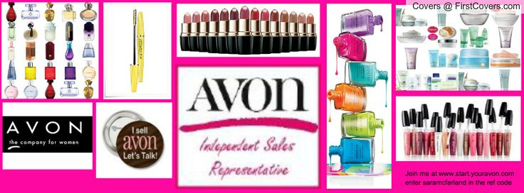 how to sign up to sell avon