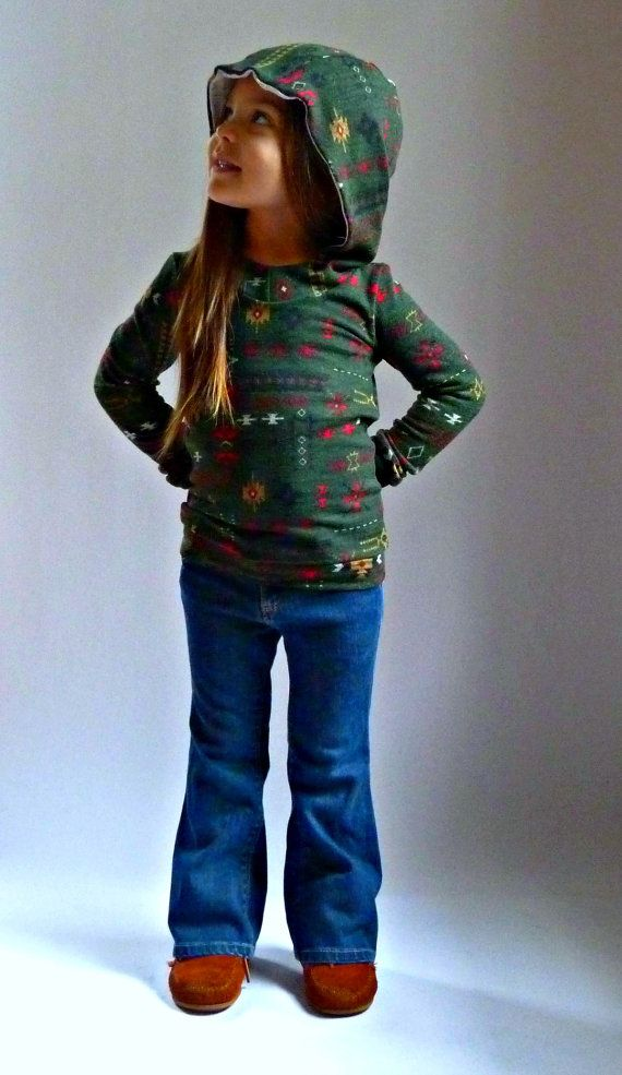 BIMAA Sweater PDF Sewing Pattern Hoodie Cowl by LouBeeClothing