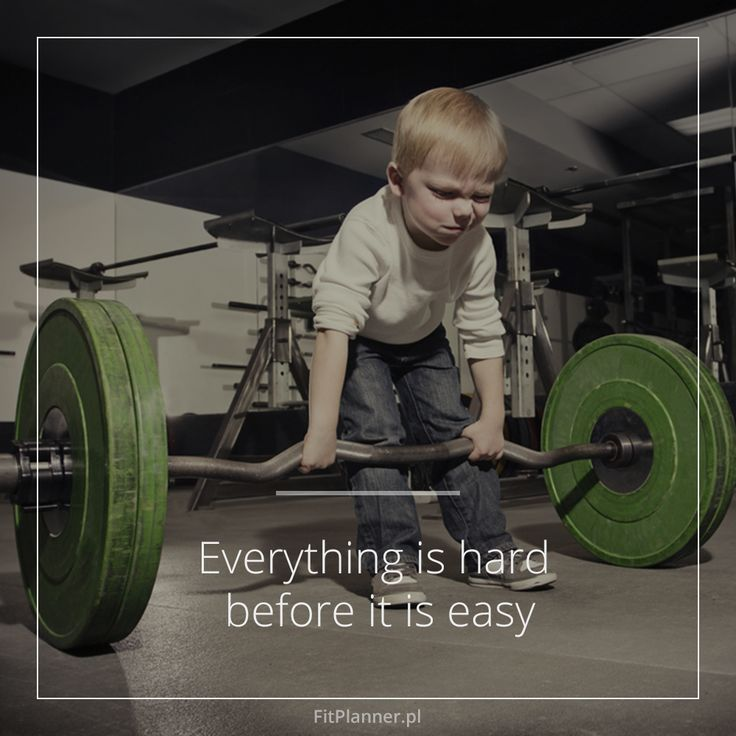 Everything is hard before it is easy!