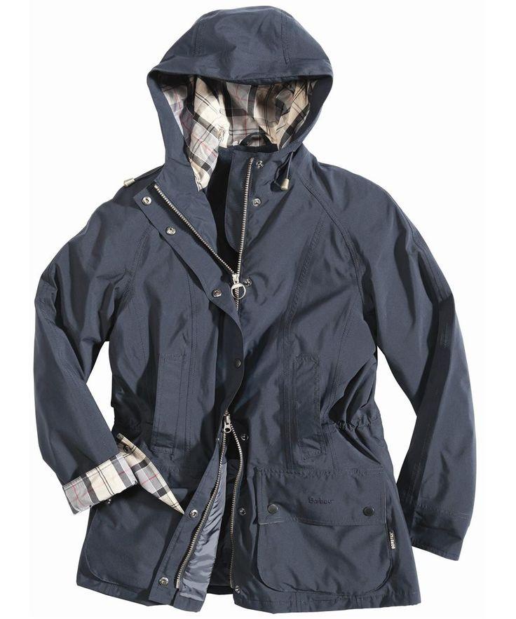 Women's Barbour Outdoor Winter Force Waterproof Parka Jacket ...