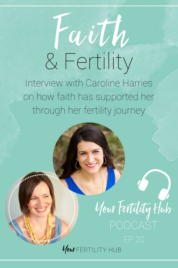 Keeping the #faith during infertility is tough. Even if you're not religious, #infertility challenges the very heart of you and it's hard to keep the faith that your time will come. + In our latest podcast, Caroline from @trustinginduetime and @momsinthemaking shares her amazing fertility story and how faith keeps her strong and guides her to inspire others. #ttc #fertility