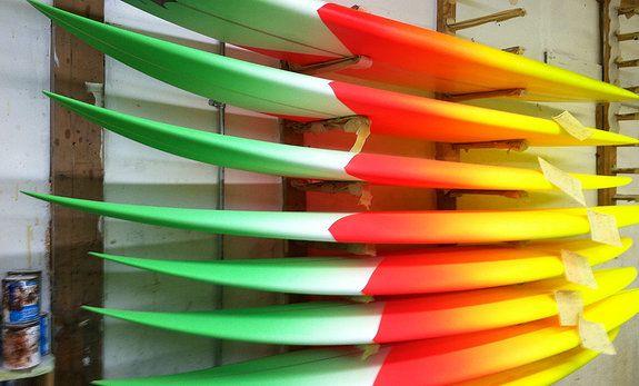 Jay Moriarty Gun-Pearson Arrow Surfboards