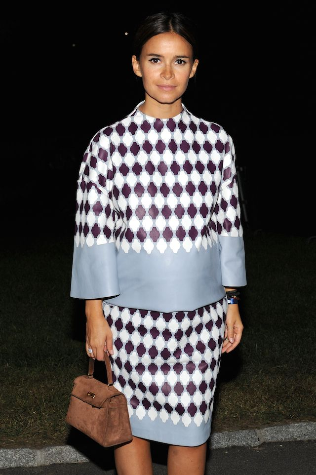 Miroslava Duma [Мирослава Дума] at Polo Ralph Lauren s/s 2015 l September, 2014