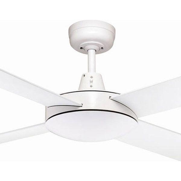 Fanco Urban 2 Quiet Ceiling Fan in White 52inch | Buy Ceiling Fans