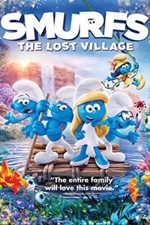 Smurfs: The Lost Village for Rent, & Other New Releases on DVD at Redbox