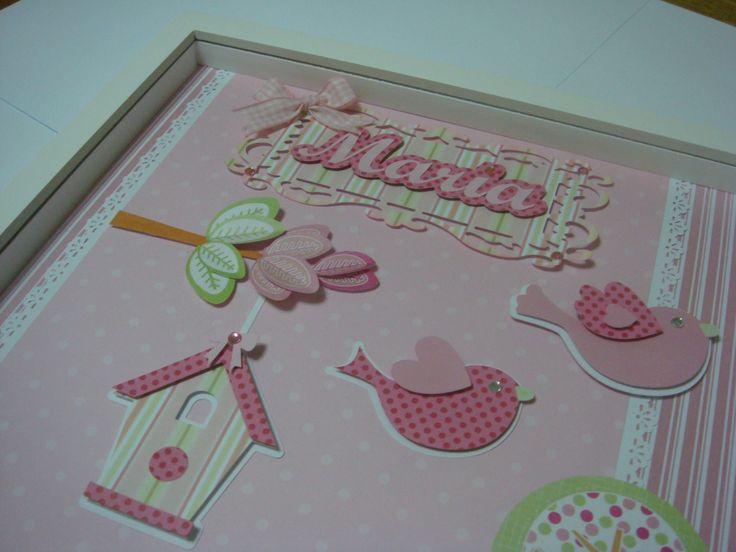 door matermity - menina - porta de maternidade