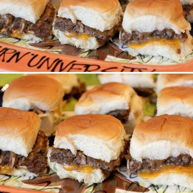 Más de 25 ideas increíbles sobre Mini hamburguesas para