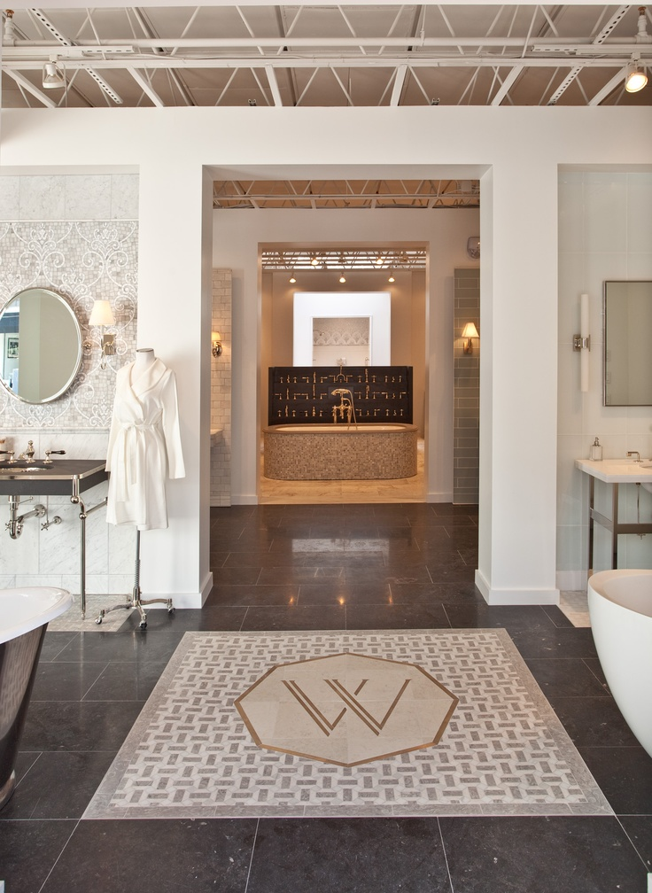 Waterworks Miami Showroom Display | Miami Showroom | Pinterest |  Waterworks, Showroom And Miami