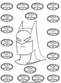 Batman Sticker Chart                                                       …                                                                                                                                                                                 More