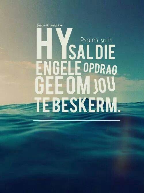 Psalm 91 Vers 11..♡
