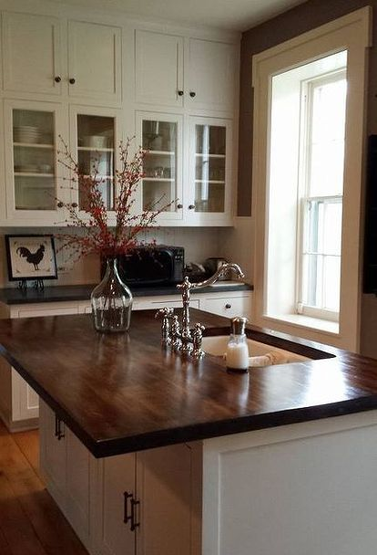 Best Solid Wood Kitchen Cabinets Ideas On Pinterest Solid