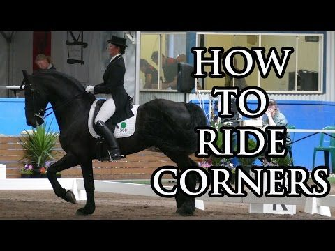 How to Ride into the Corners - Dressage Mastery TV Ep17 - YouTube
