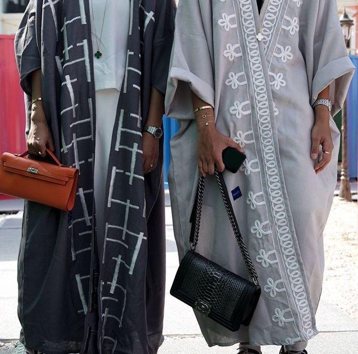 IG: Phati_Collection    IG: BeautiifulinBlack    Abaya Fashion   