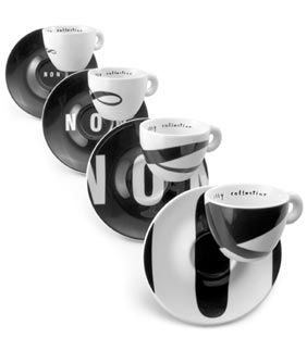 illy collection design by: Haim Steinbach