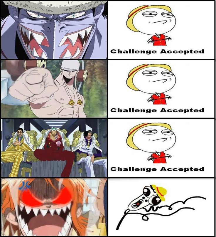 There's nothing scarier than Nami when she's mad! XD