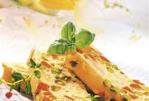 Pasztet jarski / Vegetarian Paté to danie będzie też kolorowym akcentem na wielkanocnym stole.