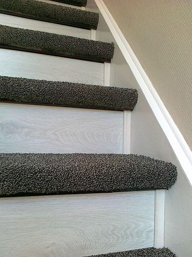 trap bekleden-stofferen tapijt met laminaat-vinyl-pvc
