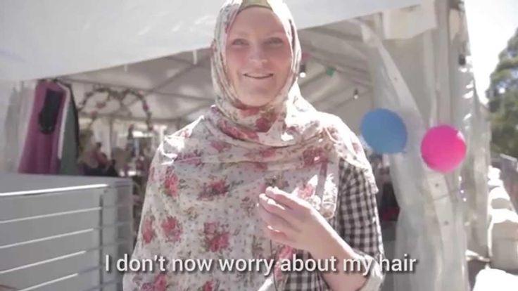 THE HIJAB CHALLENGE   AUSTRALIA   #HijabChallenge