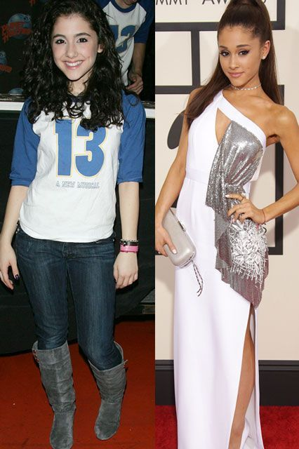 These 30 celebrities looked totally different on their first red carpet