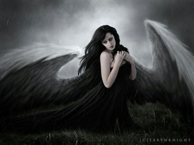 229 best GOTTA LOVE FALLEN, DARK, GOTHIC ANGELS images on ...