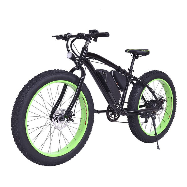 This is our brand new and high quality electric mountain bike, which can be operated in 3 different modes.