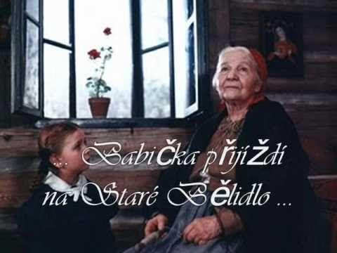 ♥♥♥ 1/11 Božena Němcová....Babička přijíždí na Staré Bělidlo ♥♥♥ - YouTube