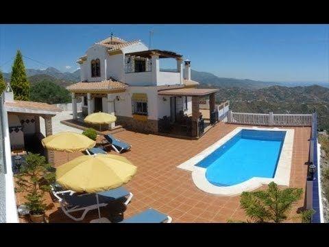 Cortijo Los Almendrales, Torrox, Málaga. 4 hab piscina, barbacoa. Fotoal...