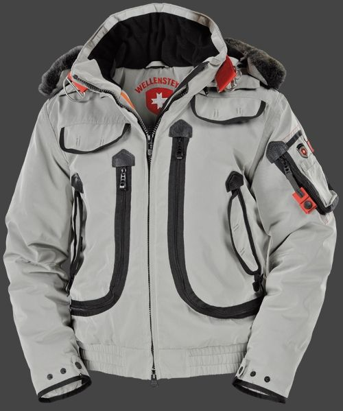 Wellensteyn Rescue Jacket, HeavyAirTec, Moonstone
