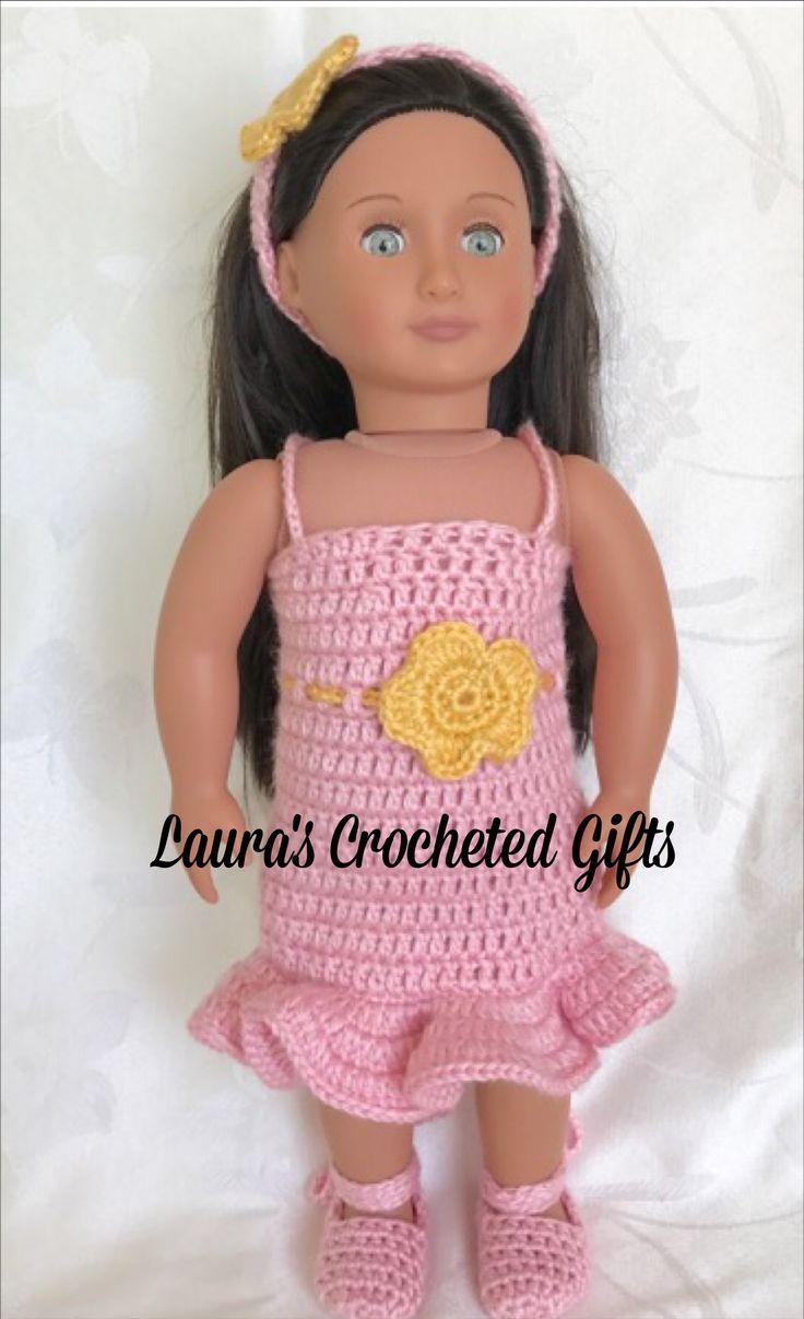 9 besten Spring Ensembles for 18 inch Dolls Bilder auf Pinterest ...