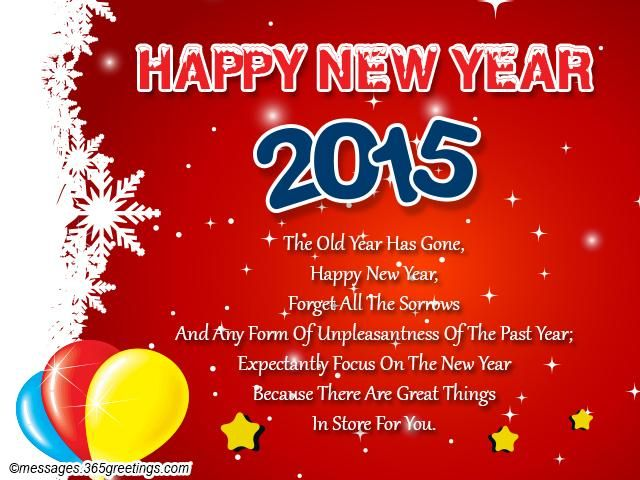 9 best happy new year to all the people images on pinterest new year greetings wishes and new year messages 2015 m4hsunfo