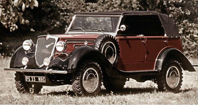L'histoire de Mitsubishi en tant que constructeur automobile remonte au début du siècle. Le premier véhicule Mitsubishi à sortir des chaînes de montage en 1917 est le Modèle A, la première voiture particulière japonaise produite en grande série.  Yataro, le créateur, avait baptisé la compagnie des débuts «Tsukumo» mais les pavillons de ses navires arboraient déjà le fameux emblème aux trois losanges et en 1874, il adopta le nom de Mitsubishi (trois diamants en japonais) pour l'entreprise.