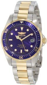 Invicta Diver Collection Two Tone Watch