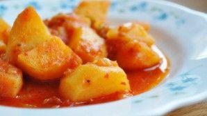 Patates yemeği Tarifi ve Nasıl Yapılır Anlatımı