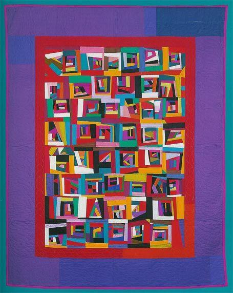 Perspectives modernes dans le patchwork (2)