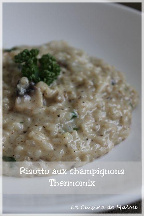 J'aime les risottos et particulièrement le risotto aux champignons. J'ai d'ailleurs déjà partagé une recette de risotto aux champignons sur le blog ! Le risotto, c'est bon, mais c'est long ! Pas toujours réjouissant de rester à côté de la... #champignons #repasdusoir #risotto