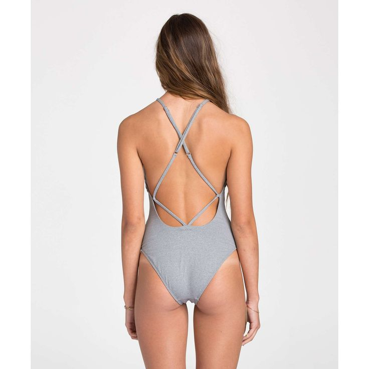 Get free shipping at the Billabong online store. For the true sol child….a one piece for surf, sand, and anywhere under the sun. A halter neckline is ideal for long surf sessions and transitions smoothly into a top for post-sand style.