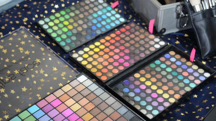 Como combinar colores de las sombras de ojos